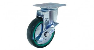 OYAMA PU Swivel Side Brake