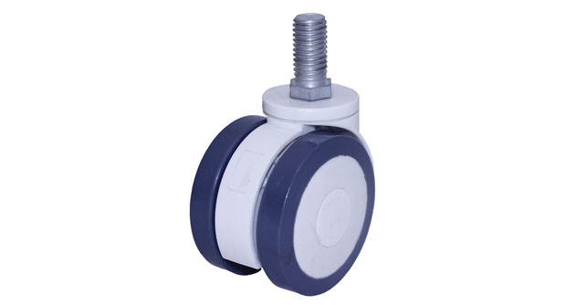 RHJ-TW PU Screw Twin Wheel