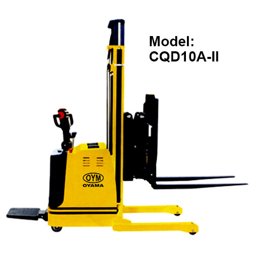 Electric Reach Stacker CQD10AII-1