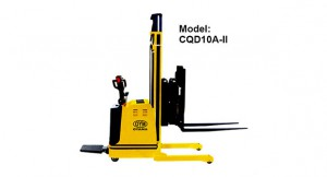 Electric Reach Stacker CQD10AII-2