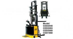 High Lift Electric Stacker CDD2045-2