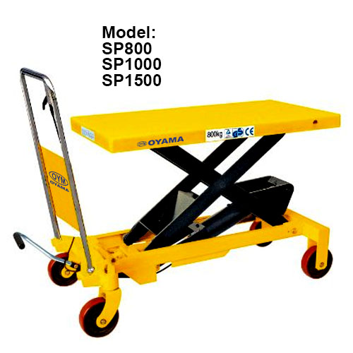 LIFT TABLE SP800-1