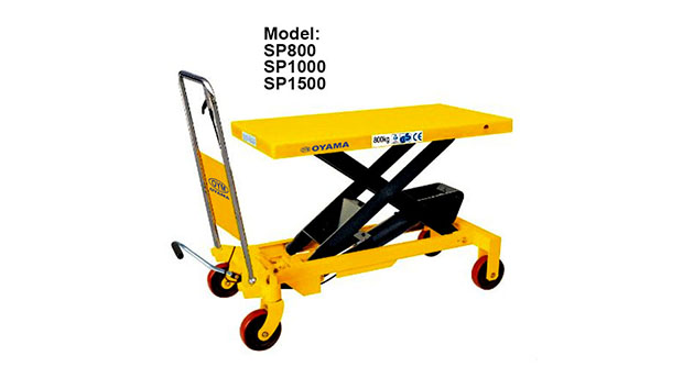 LIFT TABLE SP800-2