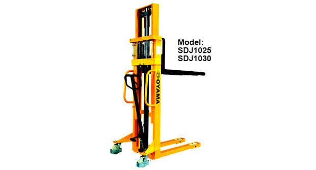 Manual Stacker SDJ1025-1030-1