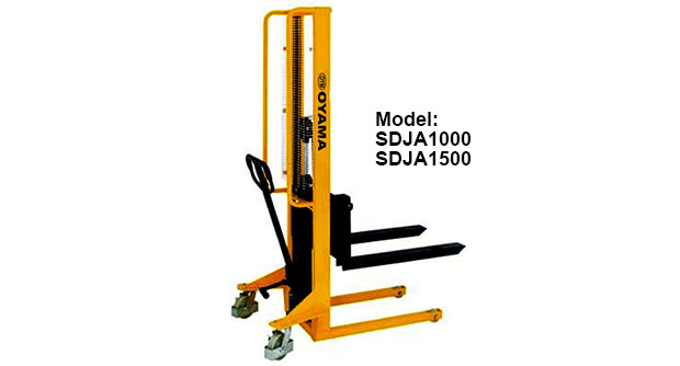 Manual Stacker SDJA1000-1500-1