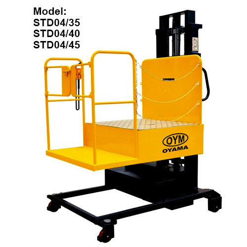 Semi Electric Order Picker STD04-35-1