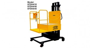 Semi Electric Order Picker STD04-35-2