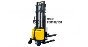Semi Electric Stacker CDD10B-15B-2