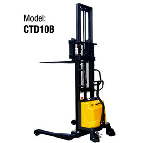 Semi Electric Stacker CTD10B-1
