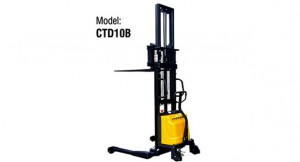 Semi Electric Stacker CTD10B-2