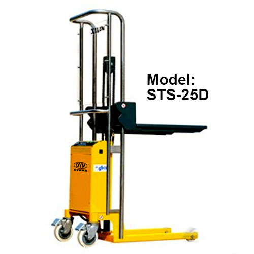 Semi Electric Stacker STS-25D-1