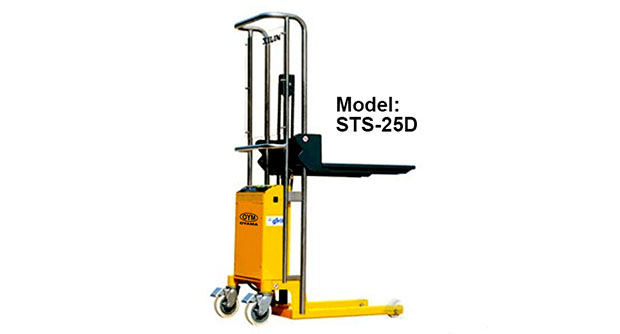 Semi Electric Stacker STS-25D-2